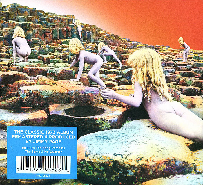 Led Zeppelin Led Zeppelin. Houses Of The Holy led zeppelin led zeppelin houses of the holy 180 gr