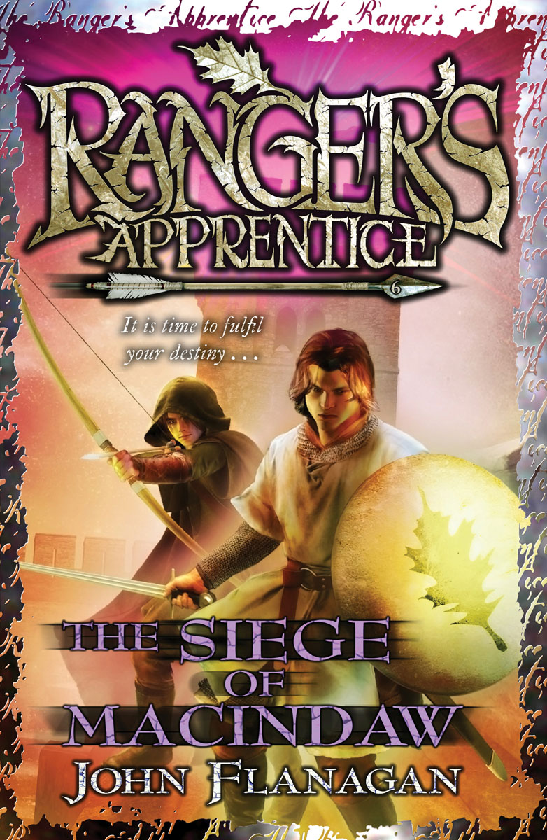 Ranger's Apprentice 6: The Siege of Macindaw keys to the castle