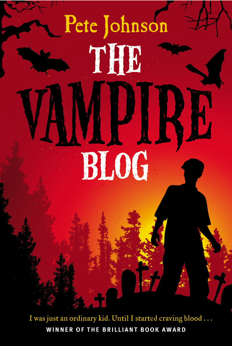 The Vampire Blog blog theory