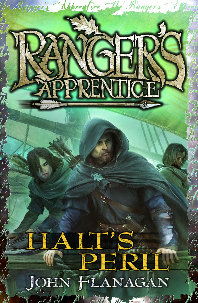 Ranger's Apprentice 9: Halt's Peril you have to stop this