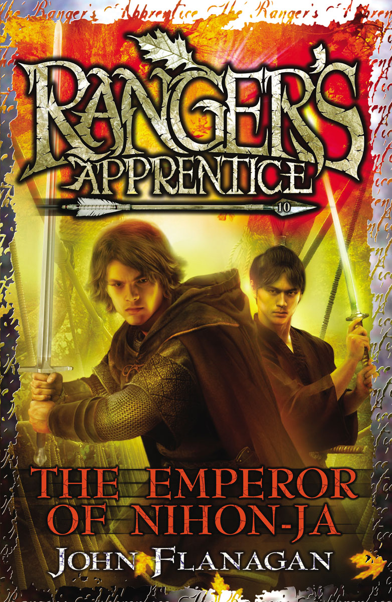 Ranger's Apprentice 10: The Emperor of Nihon-Ja ranger s apprentice 8 the kings of clonmel