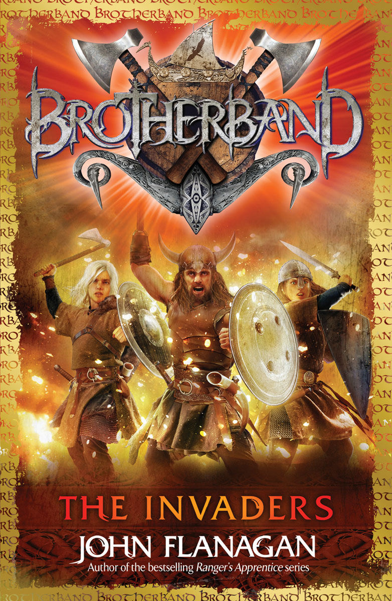 Brotherband: The Invaders the counterlife