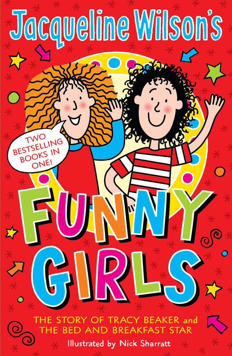 Jacqueline Wilson's Funny Girls wilson jacqueline the diamond girls
