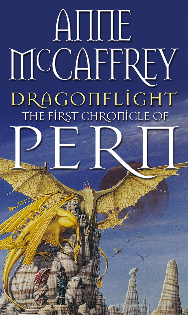 Dragonflight the dragonriders of pern