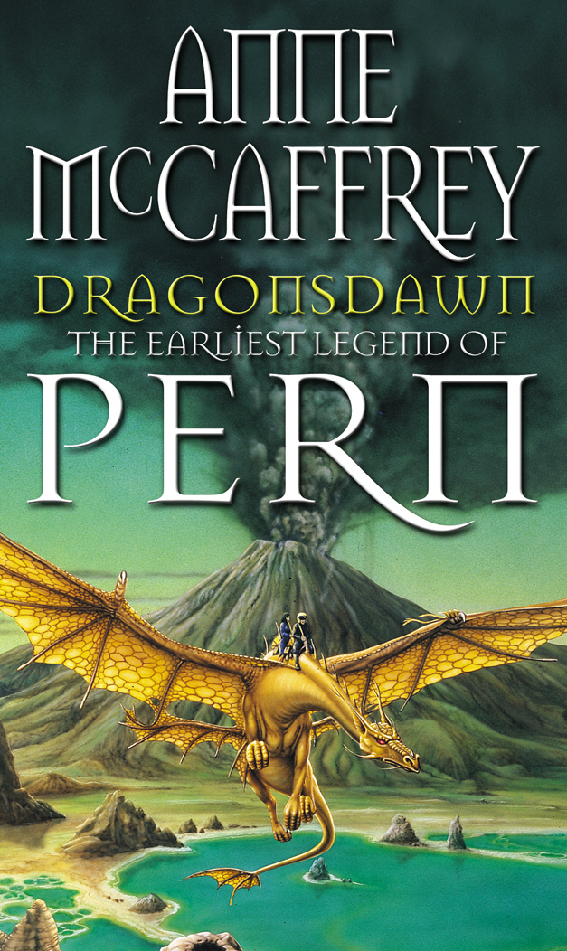 Dragonsdawn the dragonriders of pern