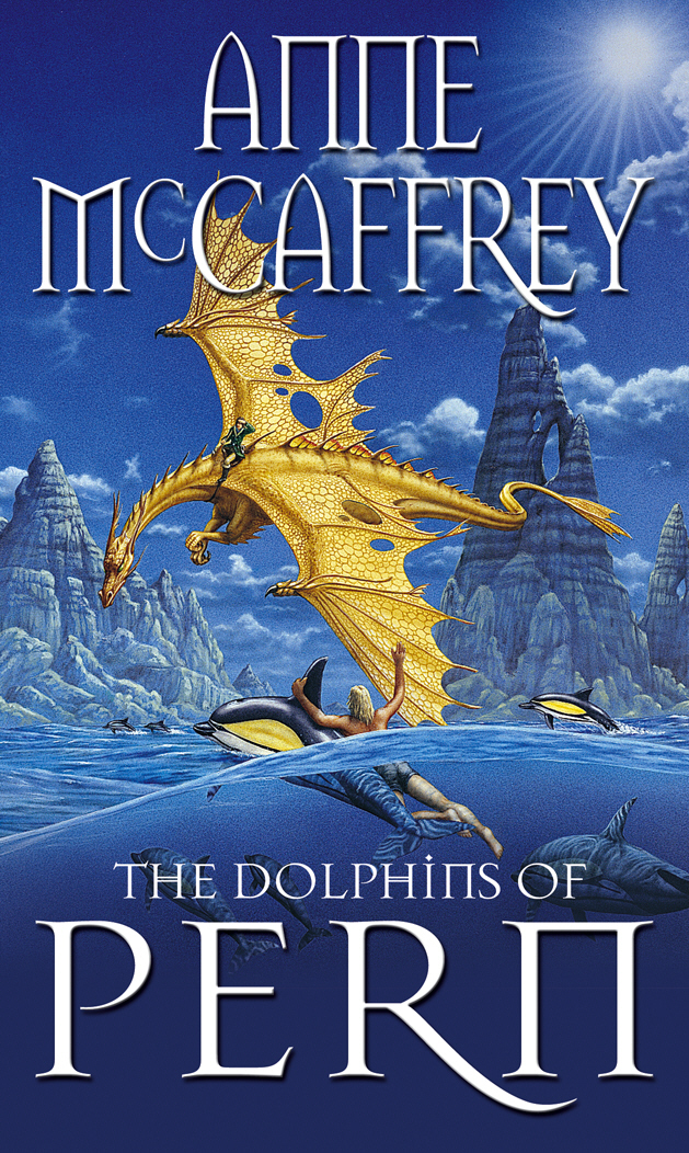The Dolphins Of Pern the dragonriders of pern