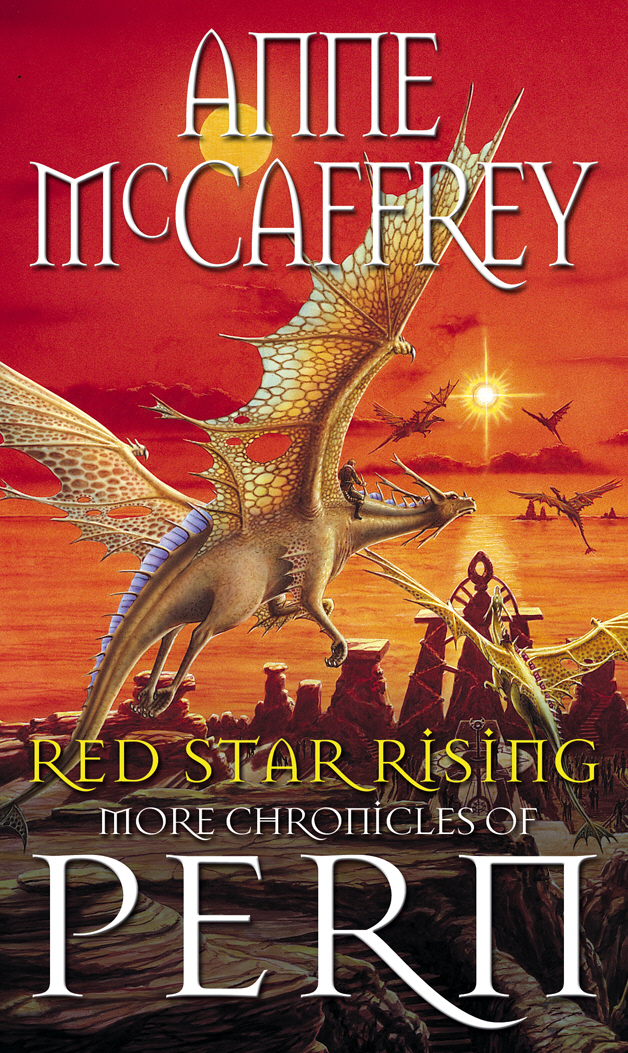 Red Star Rising the dragonriders of pern