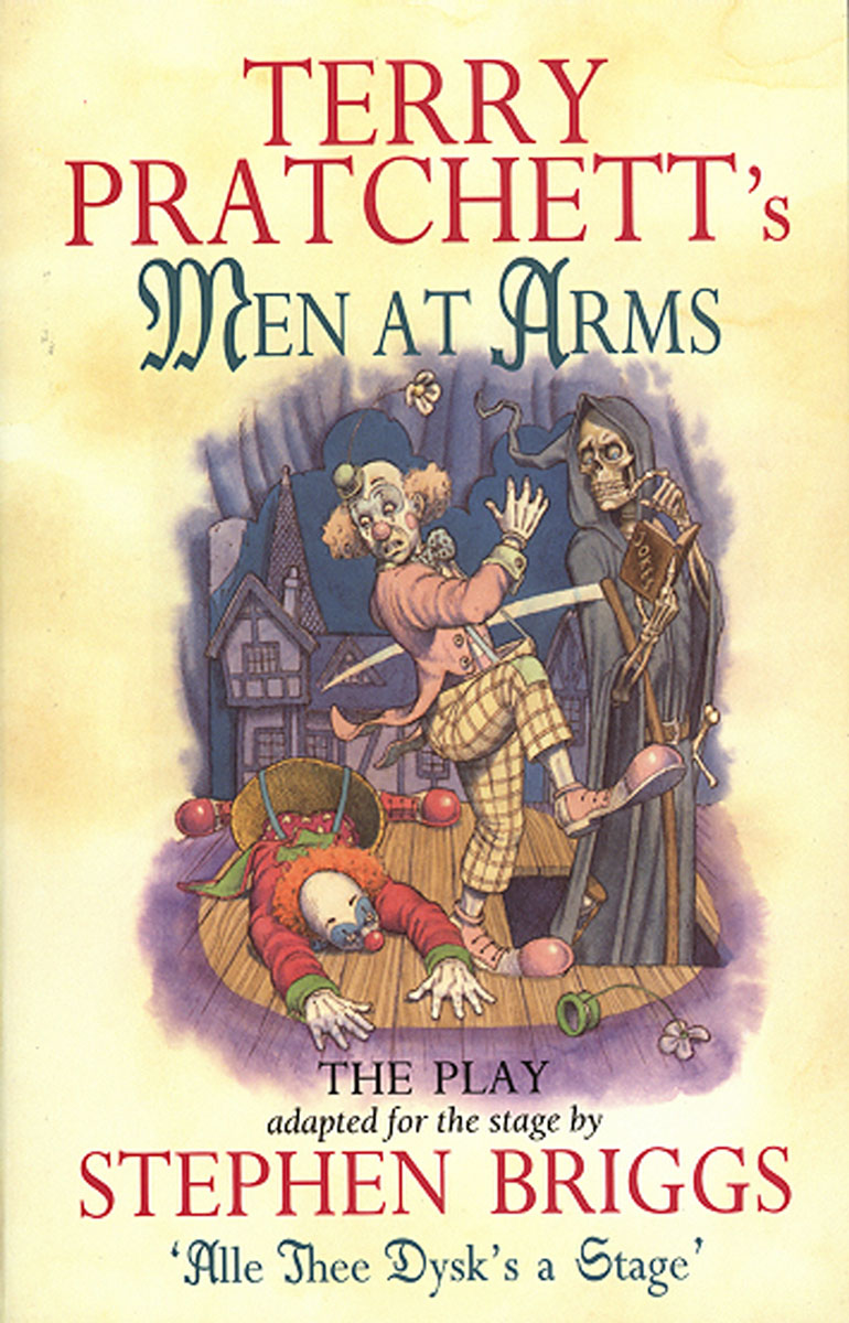 Men At Arms - Playtext a farewell to arms the special edition