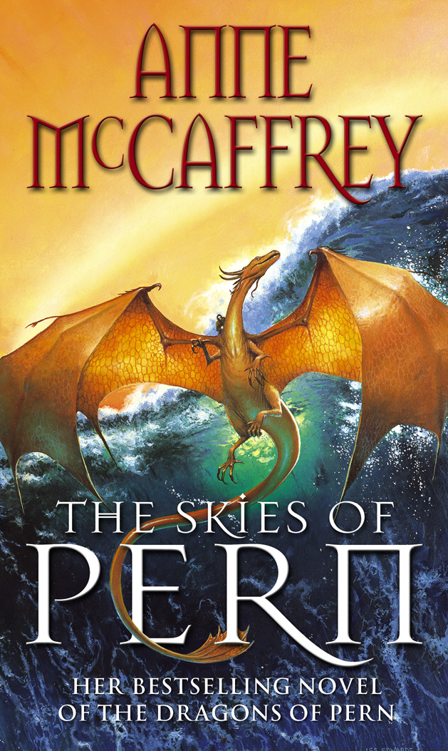 The Skies Of Pern the dragonriders of pern