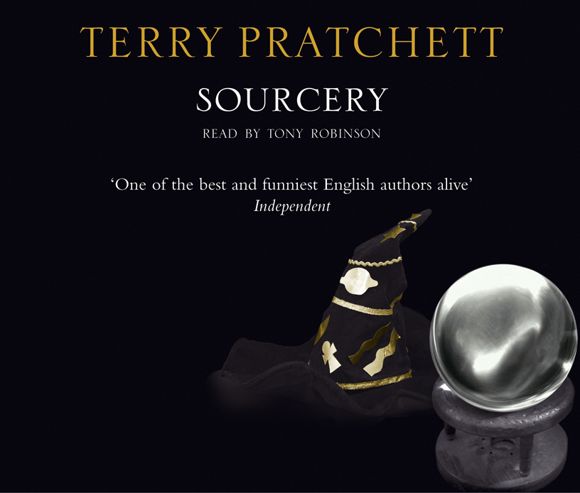 Sourcery moving pictures discworld the unseen university collection