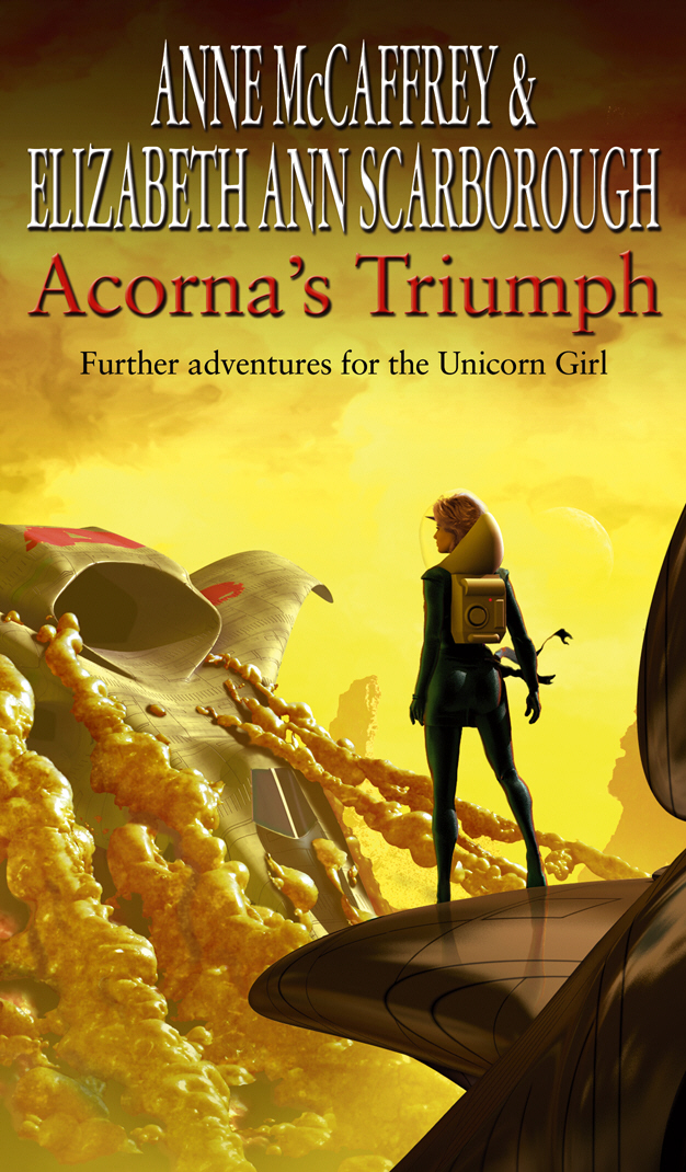 Acorna's Triumph the triumph of the sun