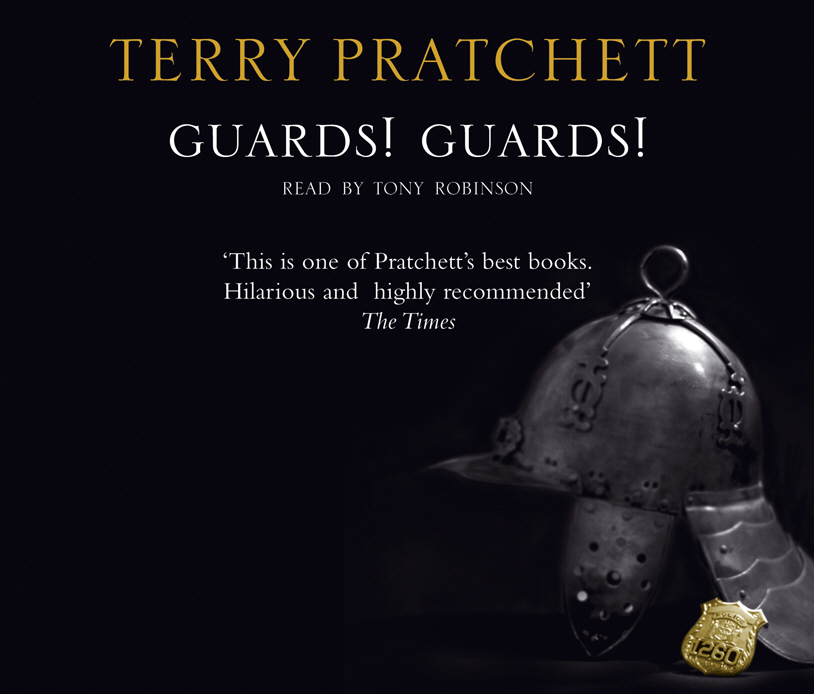 Guards! Guards! like a virgin secrets they won t teach you at business school