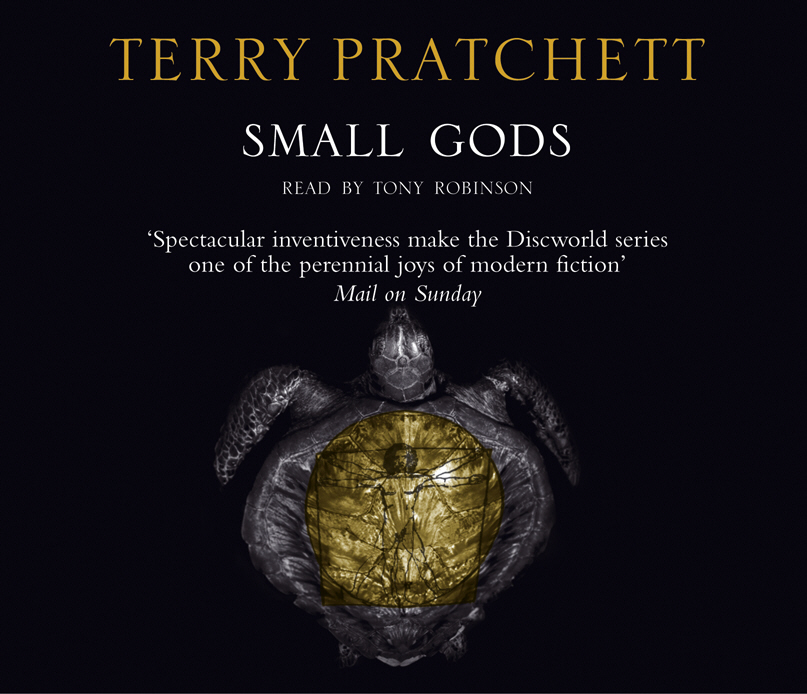 Small Gods small gods discworld the gods collection