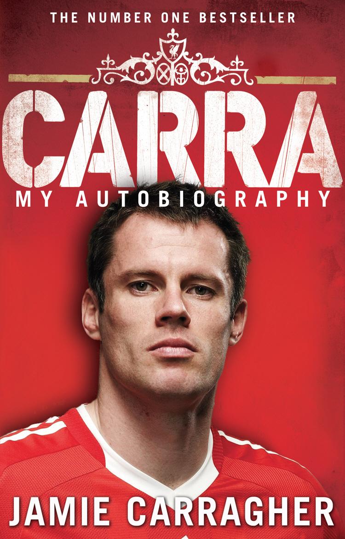 Carra: My Autobiography egoist taipei