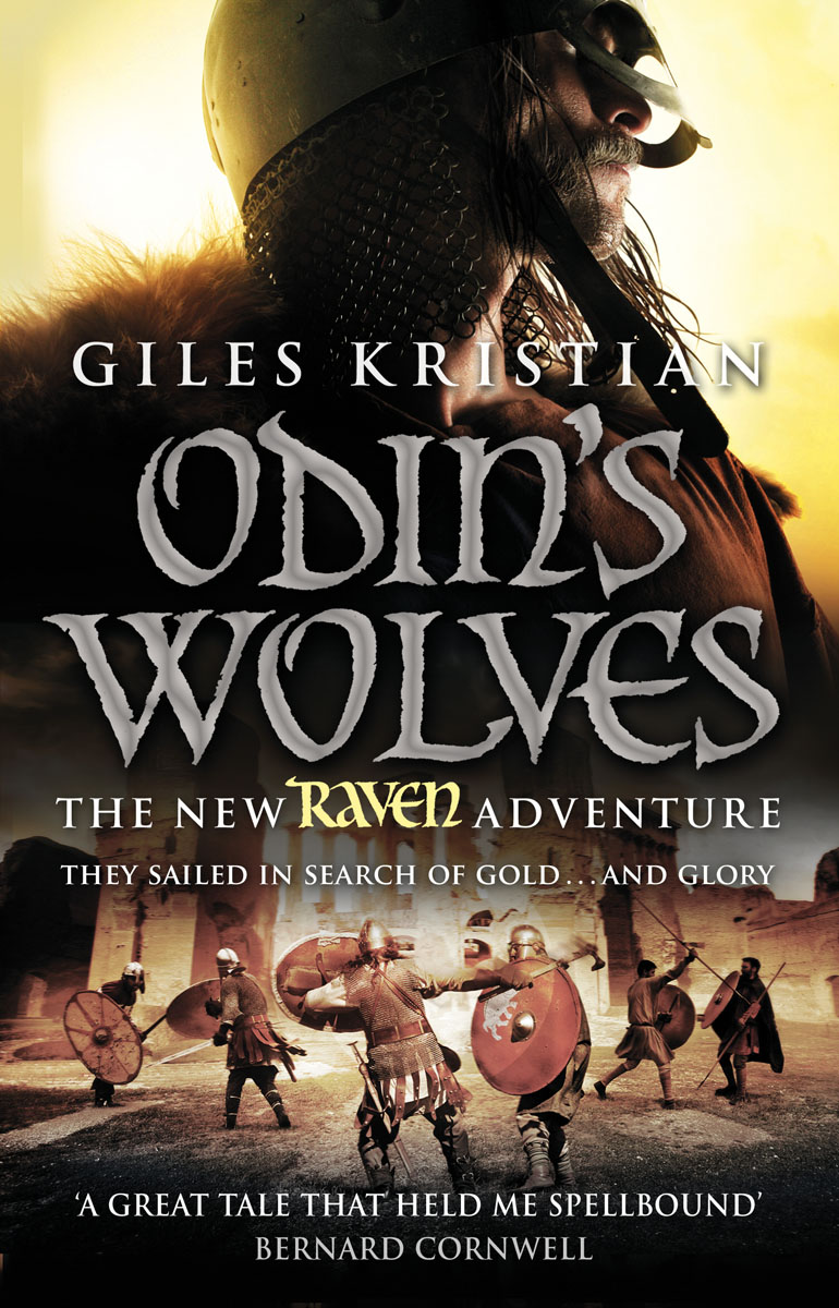 Raven 3: Odin's Wolves the raven and the rose