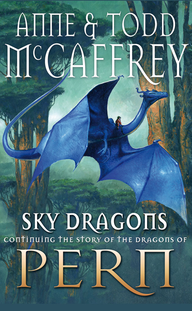 Sky Dragons chris wormell george and the dragon