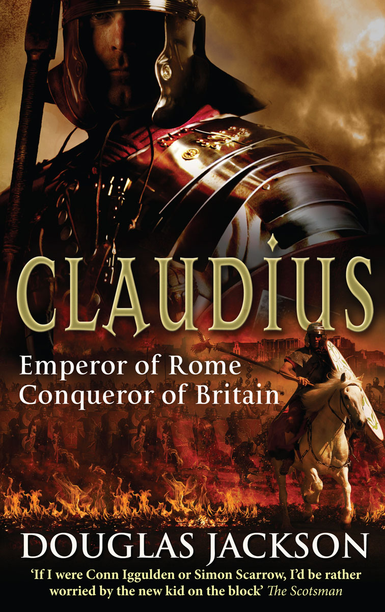 Claudius the history of rome