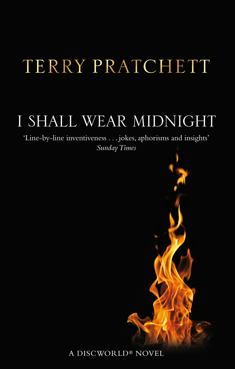 I Shall Wear Midnight not just a witch