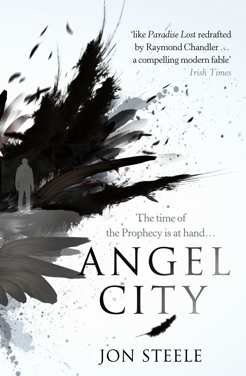Angel City the mortal instruments book 5 city of lost souls