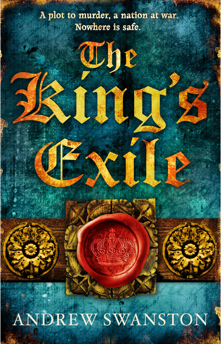 The King's Exile the bookseller