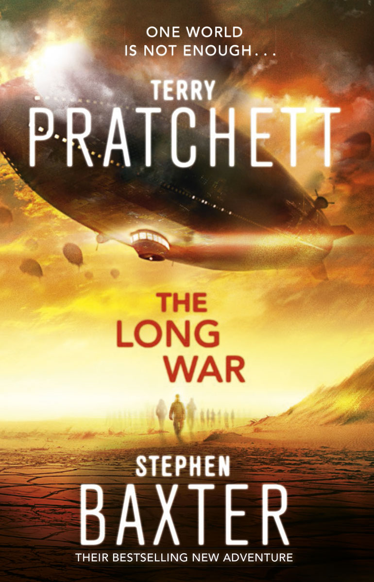 The Long War (Long Earth 2) victorian america and the civil war