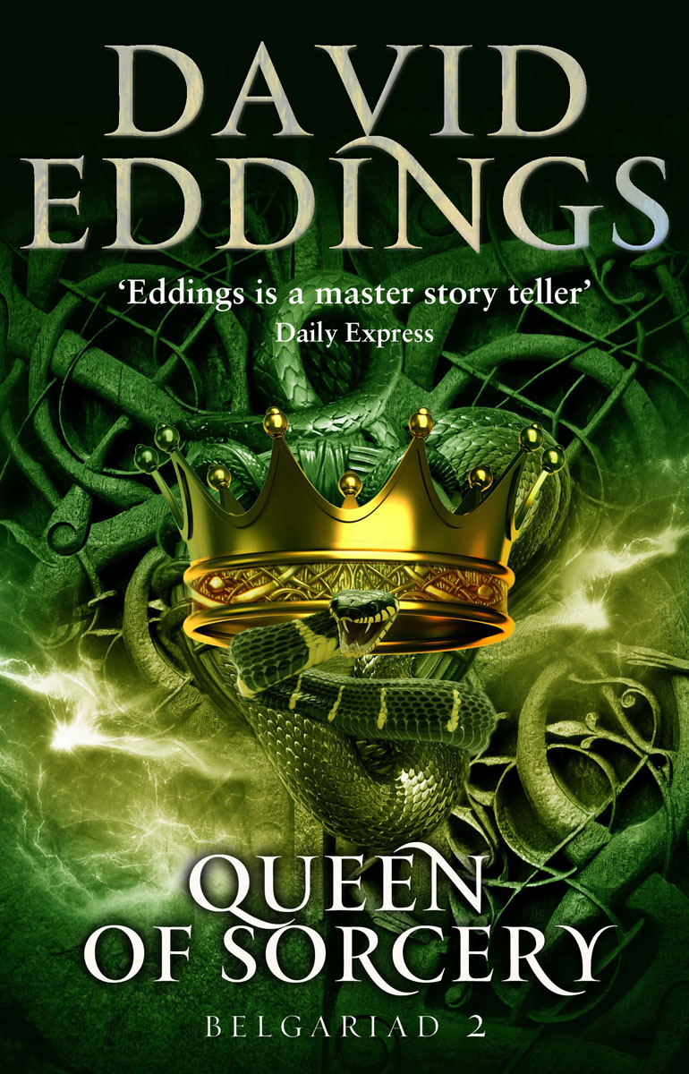 Queen Of Sorcery crusade vol 3 the master of machines