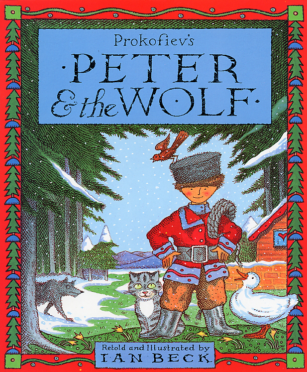 Peter And The Wolf introduction to the languages of the world