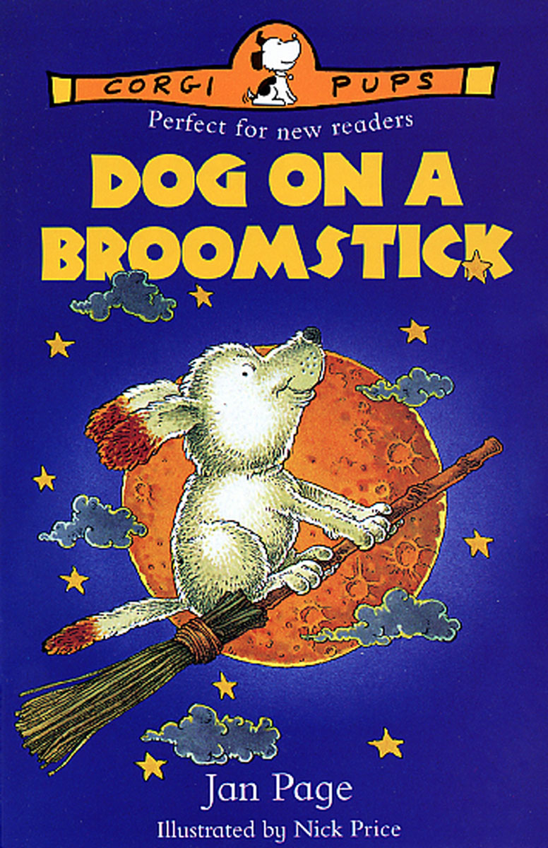 Dog On A Broomstick in dog years i d be dead garfield at 25