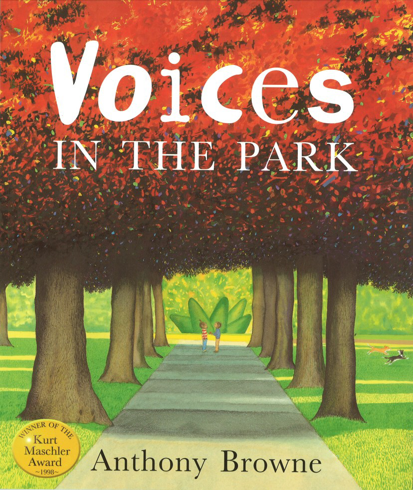 Voices In The Park voices in the dark
