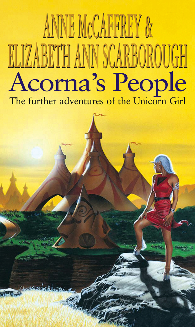 Acorna's People britain and her people