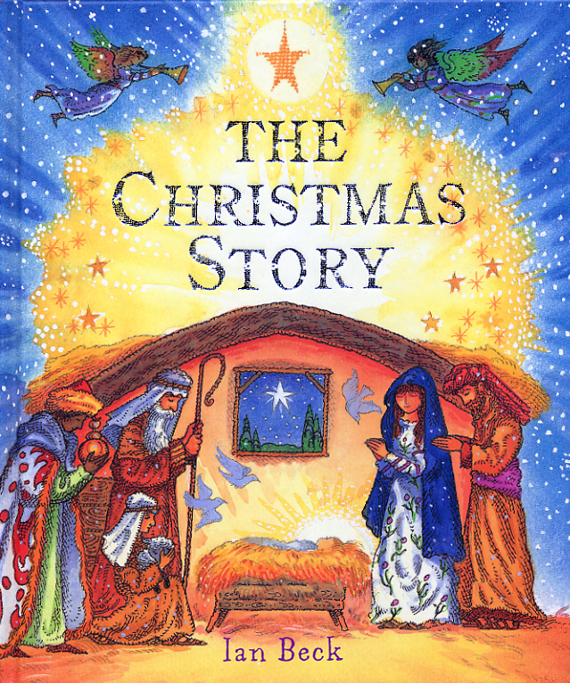 The Christmas Story the illustrated story of art
