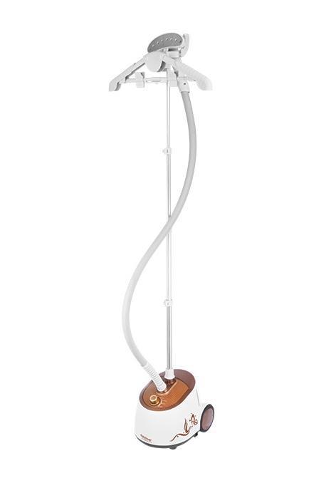 Endever Odyssey Q-307, White Brown отпариватель для одежды endever odyssey q 309 white grey отпариватель