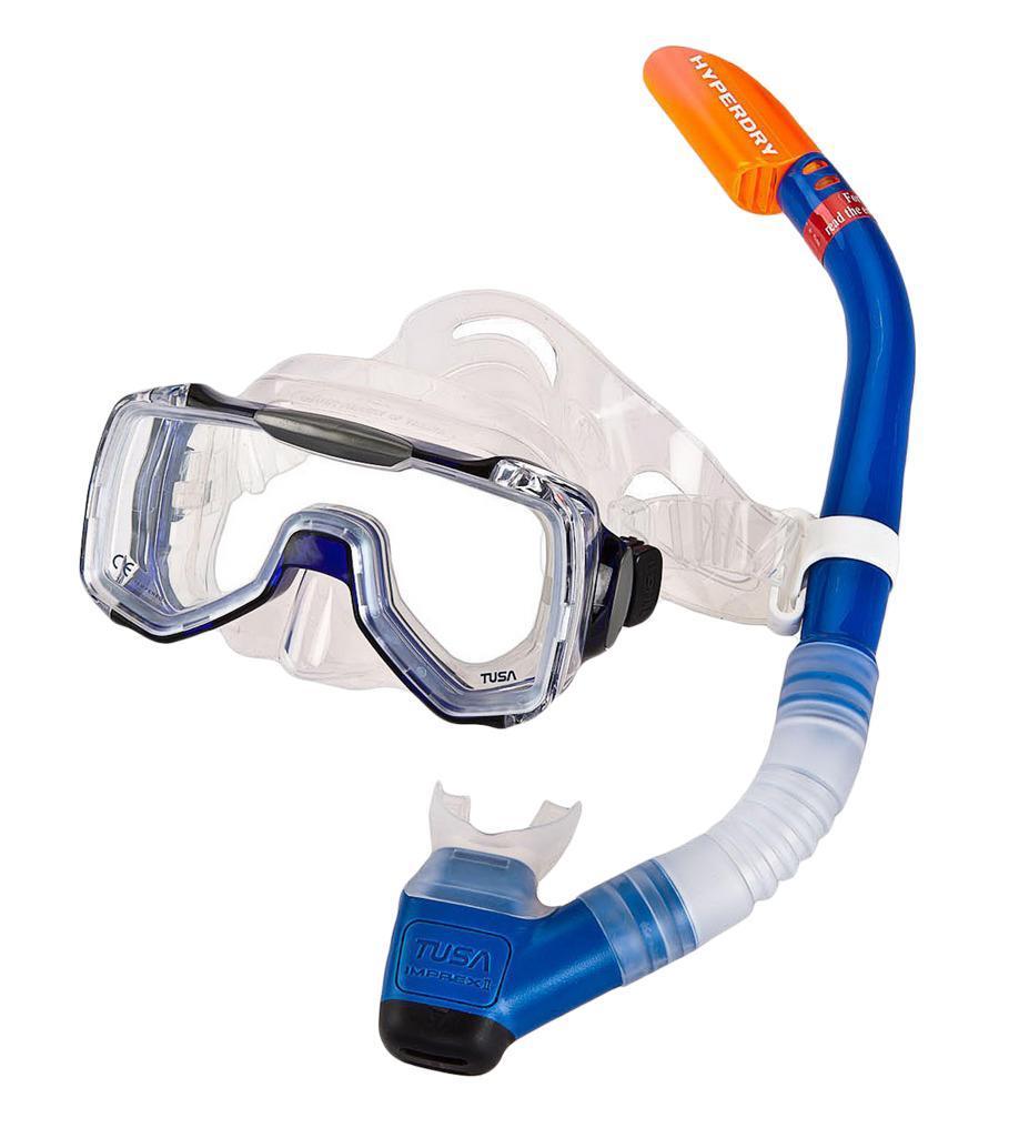 Комплект для подводного плавания Tusa