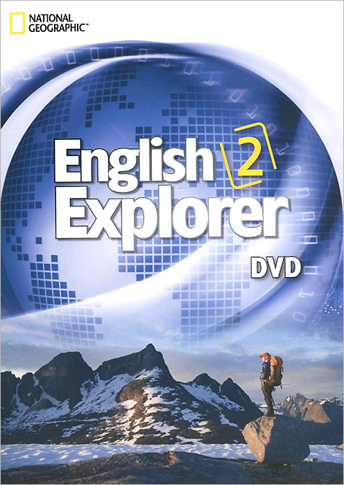 English Explorer 2 (видеокурс DVD) playway to english level 2 pal version dvd