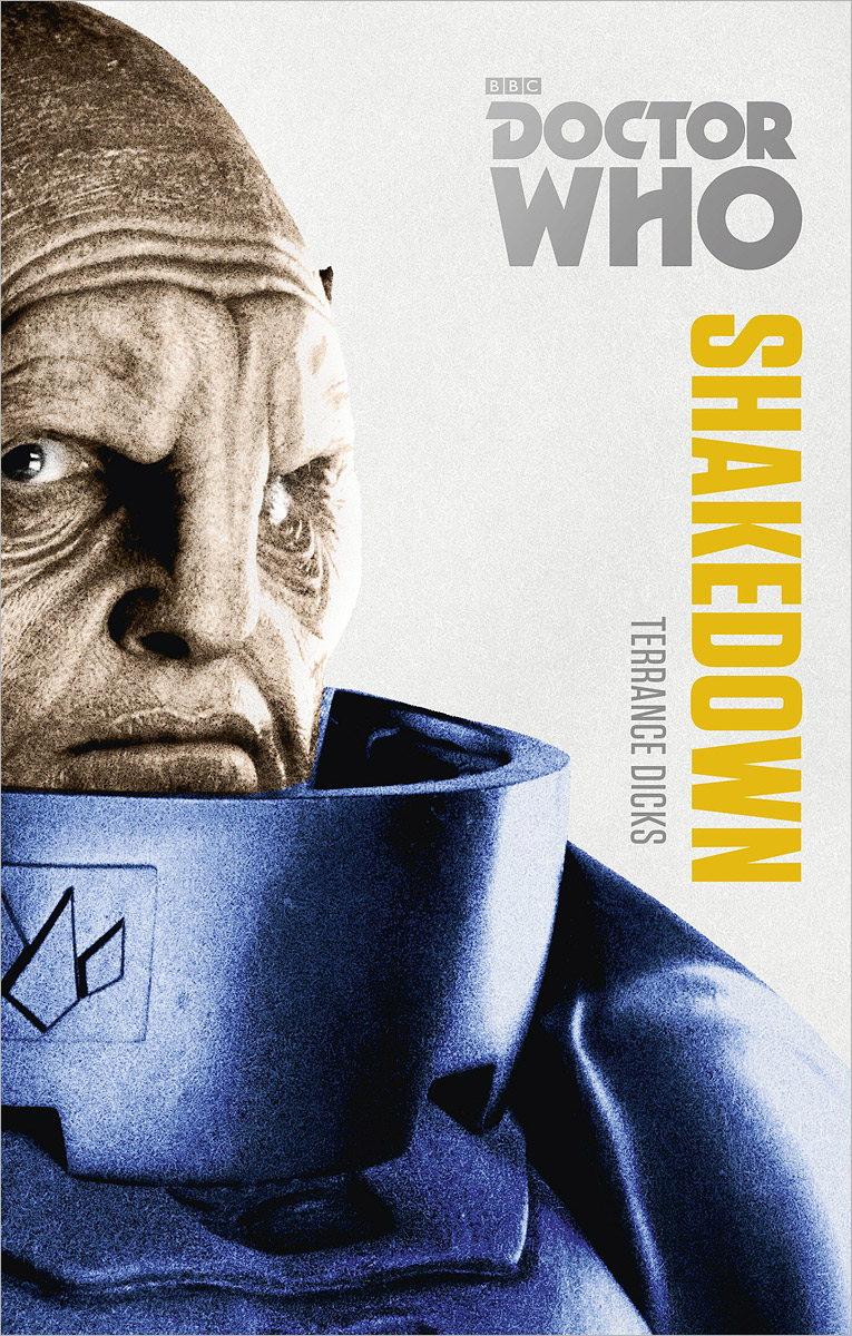 Doctor Who: Shakedown sylvester