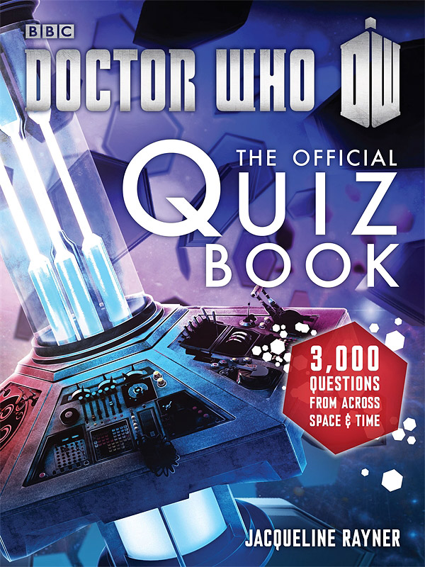Doctor Who: The Official Quiz Book match of the day quiz book