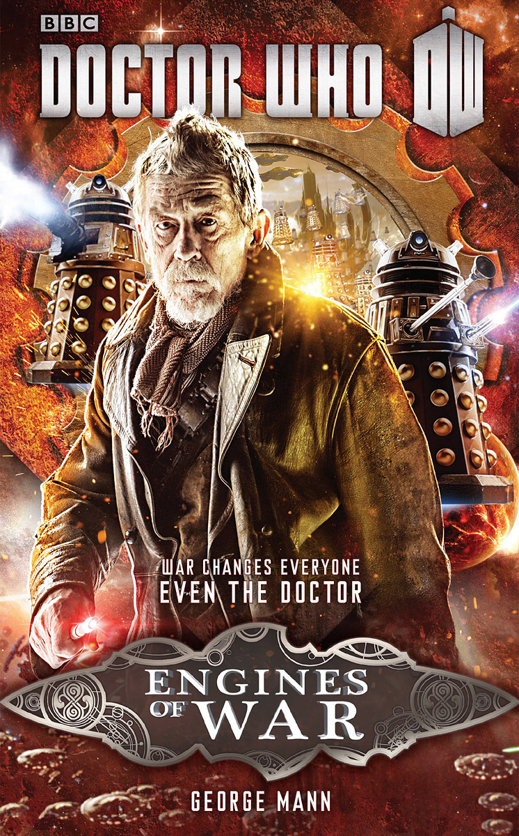 Doctor Who: Engines of War llewellyn d doctor who night of the humans