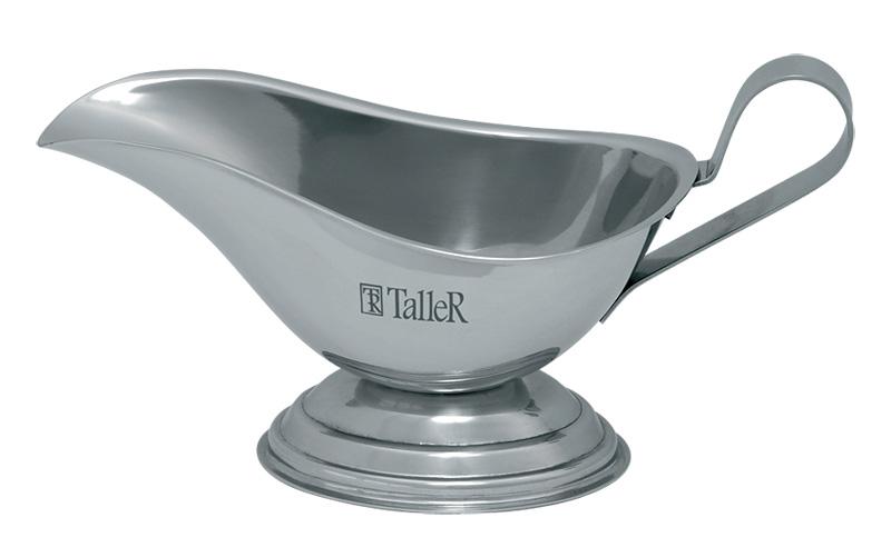 Соусник Taller Arley, 90 млTR-1145Элегантный соусник Taller Arley изготовлен из высококачественной нержавеющей стали 18/10. Форма края слива препятствует образованию подтеков. Зеркальная полировка облегчает уход. Благодаря этому соуснику вы всегда сможете красиво и эстетично подать соус к столу. Изделие придется по вкусу и ценителям классики, и тем, кто предпочитает утонченность и изящность. Соусник Taller Arley украсит сервировку вашего стола и подчеркнет прекрасный вкус хозяина.Можно мыть в посудомоечной машине.