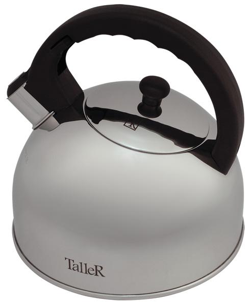 Чайник Taller Robson со свистком, 2,5 л. TR-1338 чайник со свистком 2 5 л taller гордон tr 1339
