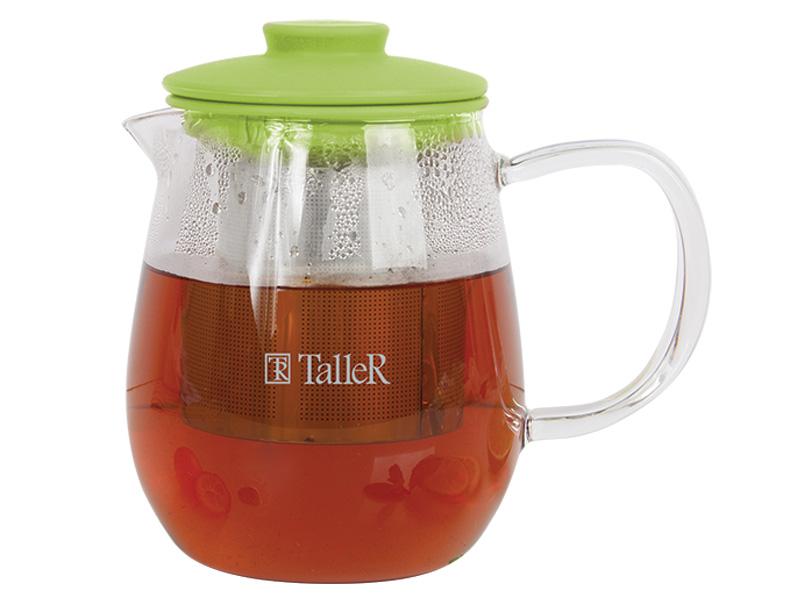 Чайник заварочный TalleR 600 мл(Таллер) чайник заварочный taller tr 1346