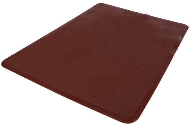 Коврик кулинарный Taller, цвет: коричневый, 38,5 см х 28,5 смTR-6104Кулинарный коврик Taller станет вашим незаменимым помощником на кухне. Коврик изготовлен из силикона и превосходно подойдет для раскатки теста, выпечки.Такой коврик выдерживает температуру до +250°С.Силикон абсолютно безвреден для здоровья, не впитывает запахи, не оставляет пятен, легко моется.Кулинарный коврик Taller - практичный и необходимый подарок любой хозяйке!Не используйте нож для резки продукта на коврике. Размер коврика: 38,5 см х 28,5 см.