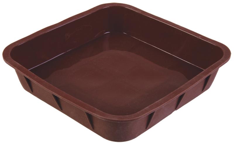 Форма для выпечки Taller, квадратная,26 х26 смTR-6210Квадратная форма для выпечки Taller изготовлена из силикона - материала, который выдерживает температуру от -20°С до +220°С. Изделия из силикона очень удобны в использовании: пища в них не пригорает и не прилипает к стенкам, форма легко моется. Приготовленное блюдо можно очень просто вытащить, просто перевернув форму, при этом внешний вид блюда не нарушится. Изделие обладает эластичными свойствами: складывается без изломов, восстанавливает свою первоначальную форму. Порадуйте своих родных и близких любимой выпечкой в необычном исполнении. Подходит для приготовления в микроволновой печи и духовом шкафу при нагревании до +220°С; для замораживания до -20°С и чистки в посудомоечной машине. Размер формы: 26 см х 26 см х 5 см.Внутренний размер формы: 23,5 см х 23,5 см х 4 см.