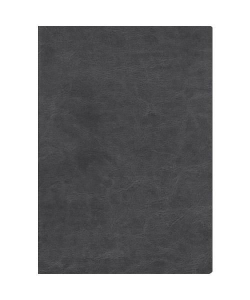 Listoff Ежедневник недатированный Soft 96 листов цвет серыйЕКП6149602Серия называется New Style. И это действительно новый стиль жизни. Мягкая и гибкая обложка подчеркнет легкость и уверенность в себе. Ничего лишнего, строгий дизайн для современных обитателей офисов.