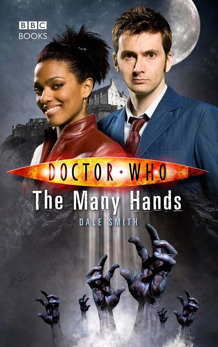 Doctor Who: The Many Hands doctor who the shining man