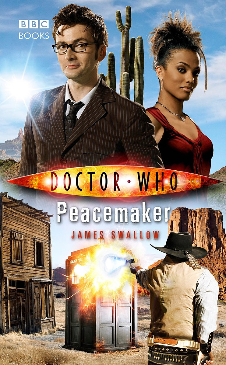 Doctor Who: Peacemaker fifty years of doctor who at the bbc box set