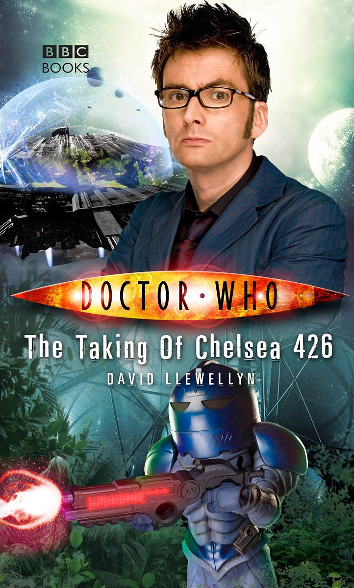 Doctor Who: The Taking Of Chelsea 426 airline ao cdh 01