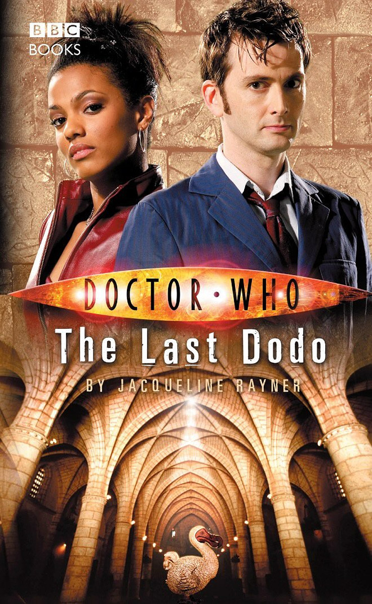 Doctor Who: The Last Dodo artemis fowl and the last guardian