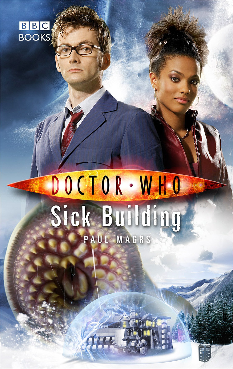 Doctor Who: Sick Building wife who ran away