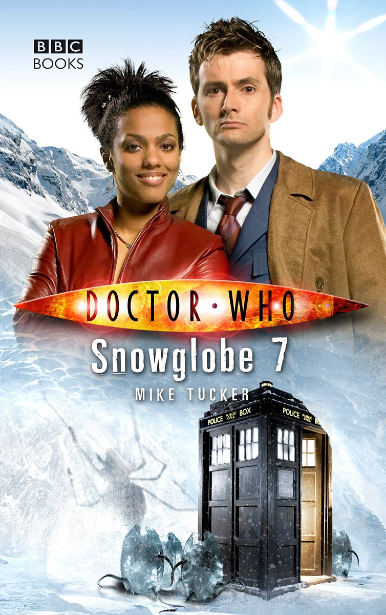 Doctor Who:  Snowglobe 7 Earth, 2099. A threat that is starting to thaw. The Doctor and Martha...