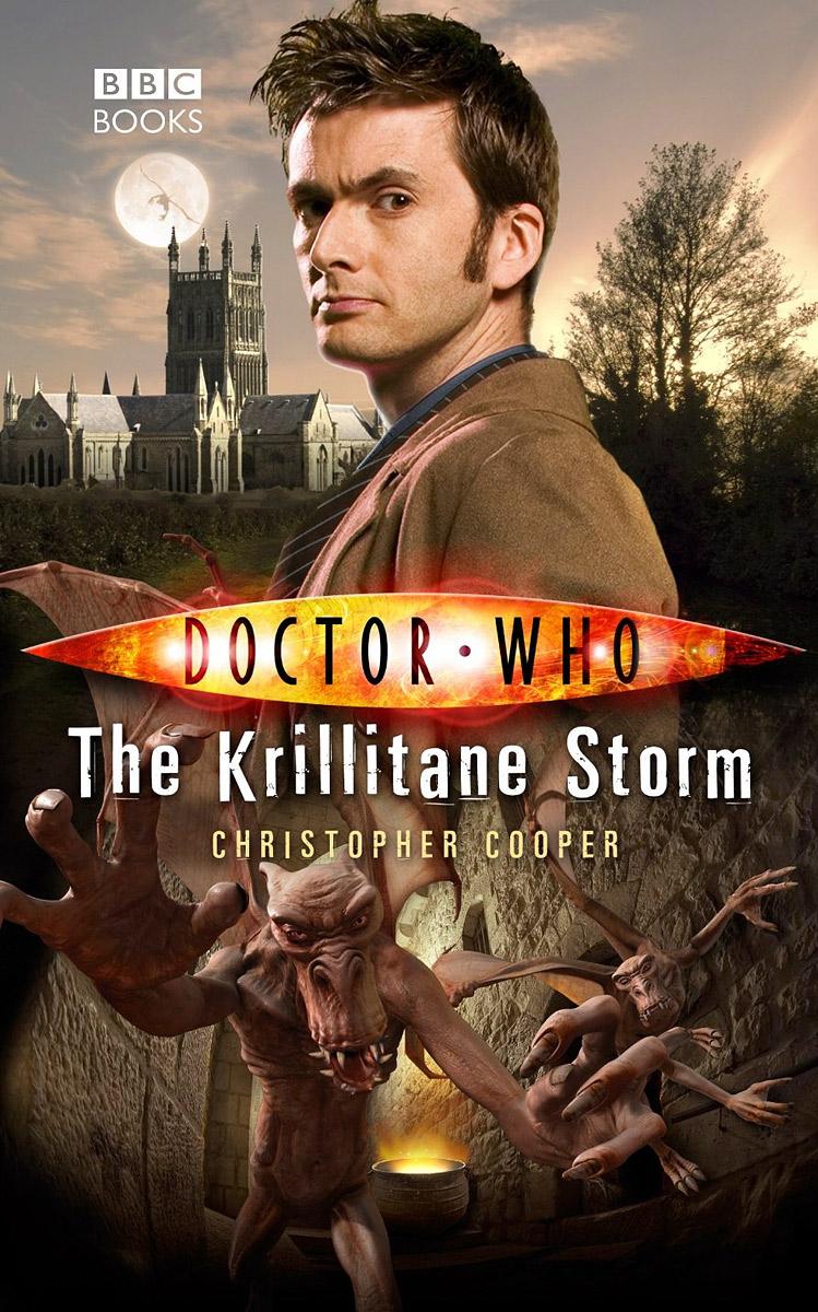 Doctor Who: The Krillitane Storm the cajun doctor